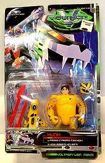 Voltron Lion Force Hunk