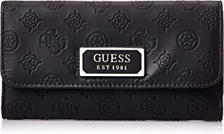 Guess Womens Wallet, Black - SG766266