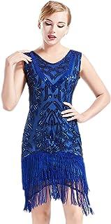 39eabe4a6bbf Suchergebnis auf Amazon.de für: paillettenkleid: Bekleidung