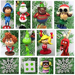 Best dr seuss grinch ornaments Reviews