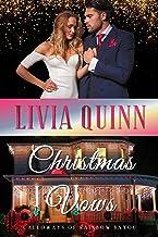 Christmas Vows: A Small Town Romantic Suspense (Calloways of Rainbow Bayou Book 7)