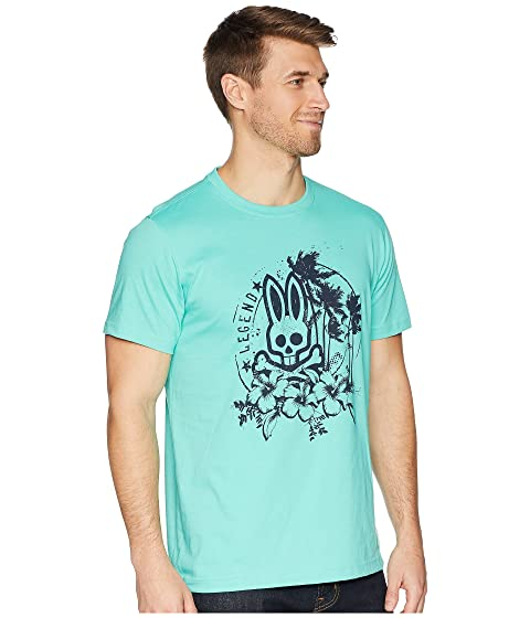 Florida Bunny Bunny Psycho Camiseta de Tropical zOwaqxn1YP