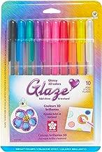 Sakura 38370 Glaze Gelly Roll (Set of 10), Multicolor