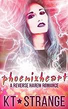 Phoenixheart: A Reverse Harem Romance (The Rogue Witch Book 7)