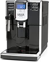 Gaggia Anima Coffee and Espresso Machine, Includes Steam Wand for Manual Frothing for Lattes and Cappuccinos with Programm...