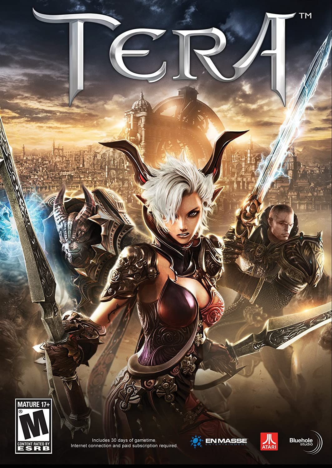 Tera Online - PC Daily bargain sale Seattle Mall