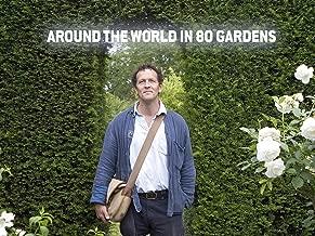 Around the World in 80 Gardens, Season 1