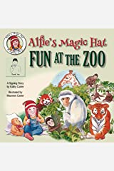 Alfie's Magic Hat Fun at the Zoo Kindle Edition