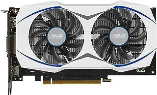 ASUSTek NVIDIA GeForce GTX950搭載ビデオカード オーバークロック メモリ2GB GTX950-OC-2GD5