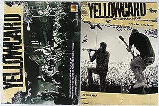 Yellowcard - Beyond Ocean Avenue - Two Sided Poster - Rare - New - Ryan Key - Sean Mackin - Ben Harper - Peter Mosely - Longineu W. Parsons III - Rough Landing, Holly - Yellow Card