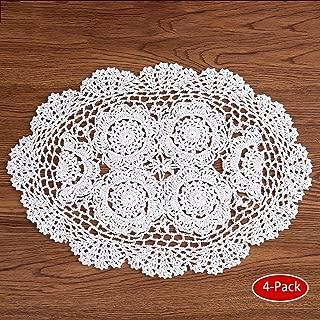 crochet table top