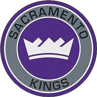FANMATS 18851 NBA Sacramento Kings Roundel Mat