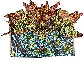 Skinner's Necronomicon Pop Up Book