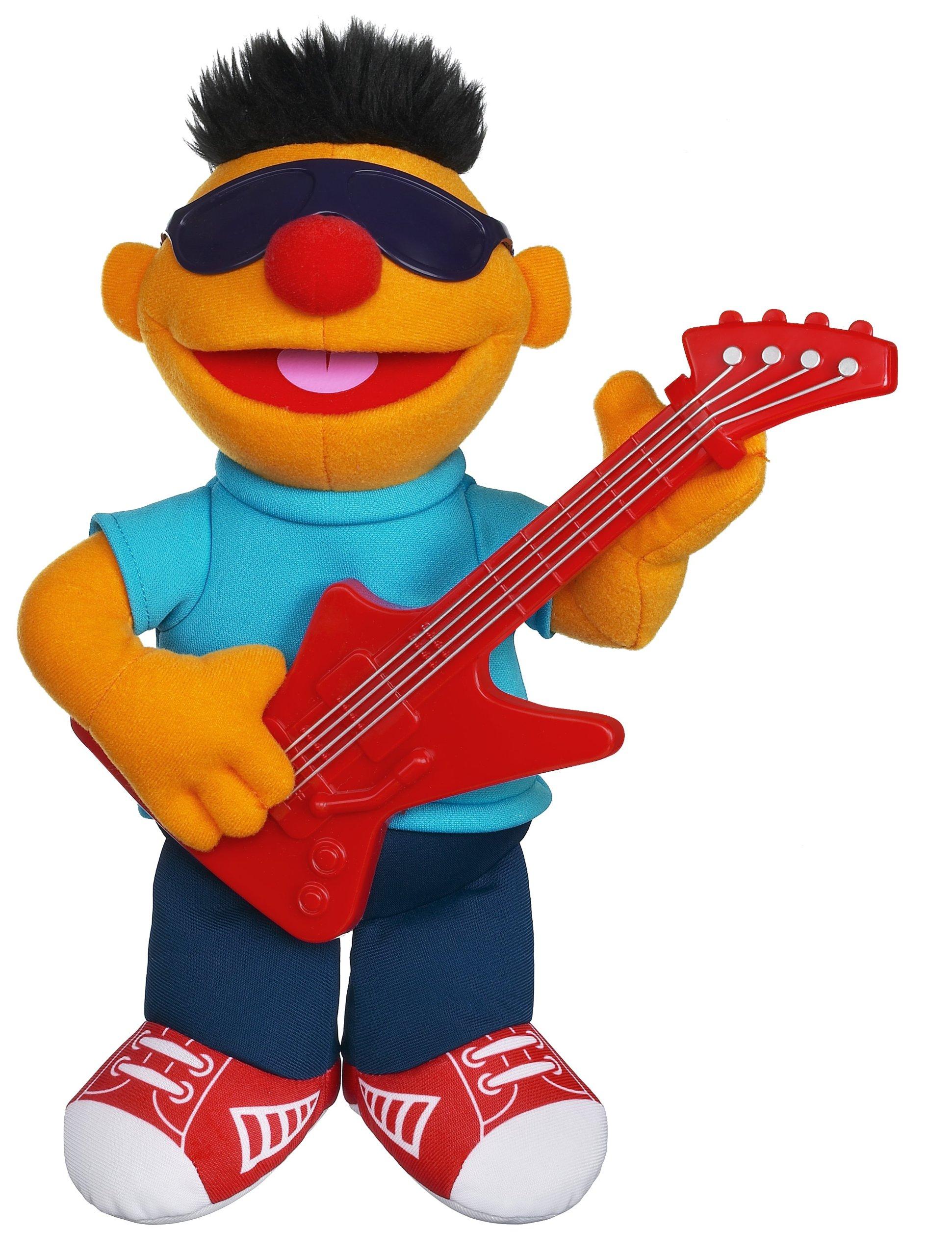 Barrio Sésamo Playskool Peluche de Epi (Toca la Guitarra): Amazon ...