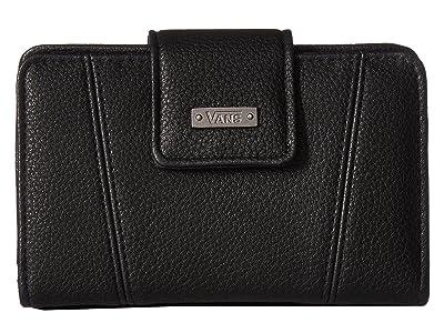 Vans Jenna Chain Wallet (Black) Wallet Handbags