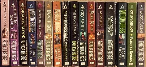 Patricia Briggs 15 Novel Collection