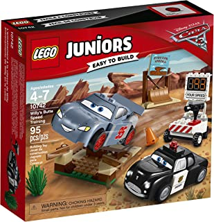 LEGO Juniors Willy's Butte Speed Training 10742 Building Kit