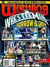 PRO WRESTLING ILLUSTRATED August 2017 WRESTLEMANIA 33, The Undertaker, WWE HOF