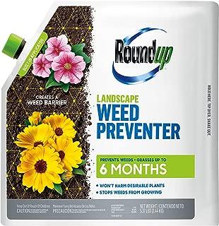Roundup Landscape Weed Preventer 5.37 LB