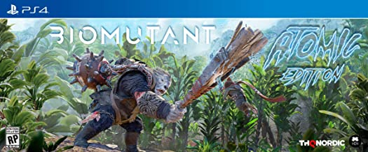 $399 » Biomutant Atomic Edition - PlayStation 4