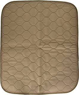 "EZwhelp 17"" x 20"" Machine Washable, Reusable Pee Pad/Quilted, Fast Absorbing Dog Whelping Pad/Waterproof Puppy Training Pa..."