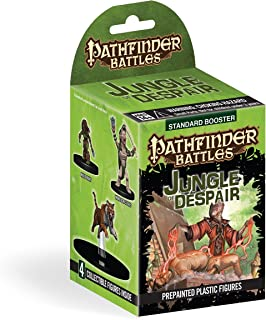 pathfinder jungle of despair miniatures
