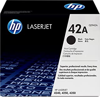 HP 42A | Q5942A | Toner Cartridge | Black