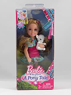 Barbie Pony Tale Madison Doll with Baby Lamb
