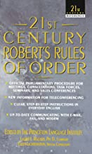 Best 21st century robert's rules of order Reviews