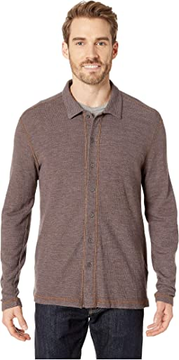 Felspar Long Sleeve Full Button Polo