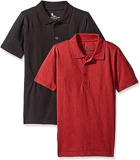 Boys 2 Piece Pack Polo Shirt