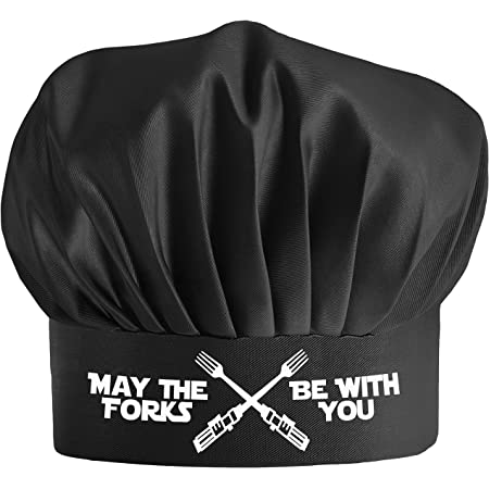 Japanese Style Chef Hats for Chef,A7 DRAGON SONIC Professional Kitchen Cooking Chef Hat