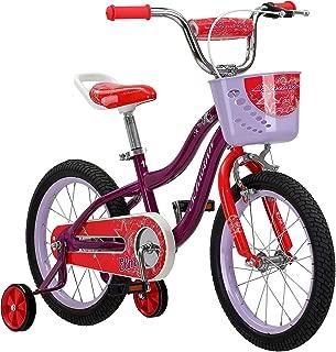 Schwinn Elm Girl's Bike, Featuring SmartStart Frame to Fit Your Child's Proportions (Renewed)