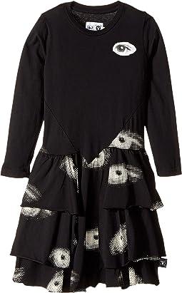 Nununu - Layered Eye Dress (Little Kids)