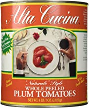 Stanislaus Alta Cucina Whole Tomatoes, 6.43 Pound