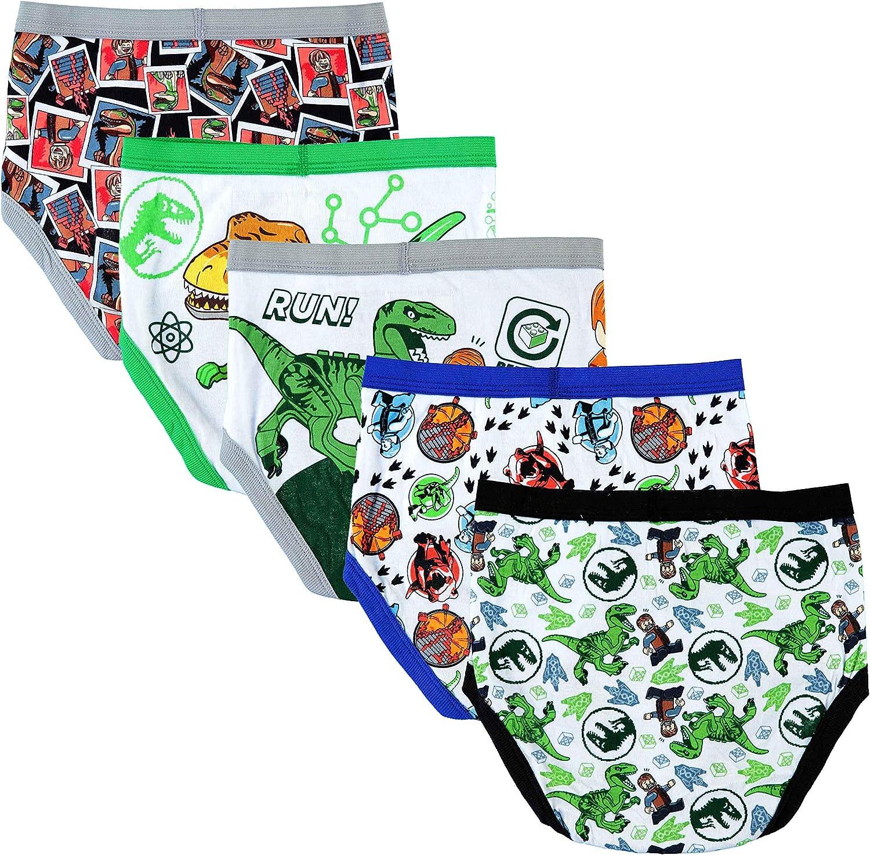 LEGO Boys' Multicharacter Underwear Multipacks