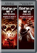 Friday the 13th: Part 5 - A New Beginning / Friday 13th: Part 6 - Jason Lives Double Feature