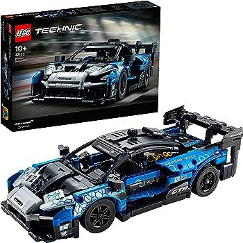 LEGO Technic McLaren Senna GTR Racing Sports Car, Supercar da Collezione, Macchina da Corsa, 42123
