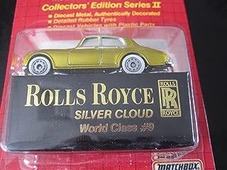 Best matchbox rolls royce silver cloud Reviews