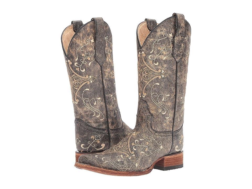 Corral Boots L5078 (Brown/Bone) Women