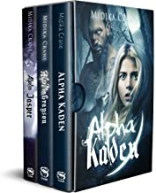 The Alpha Series Boxed Set: Books 1-3: Alpha Kaden, Alpha Grayson and Alpha Jasper