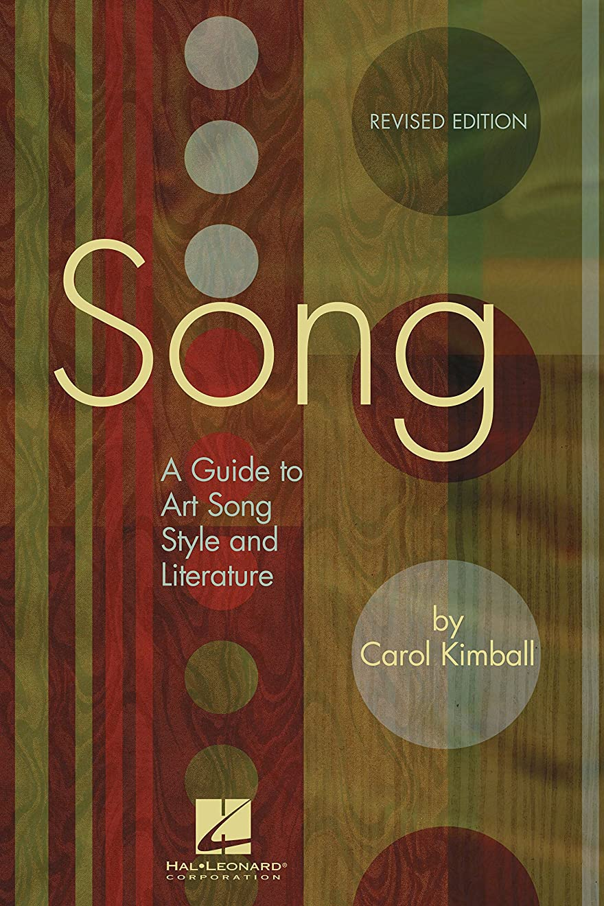 わなクライマックス競合他社選手Song: A Guide to Art Song Style and Literature (English Edition)