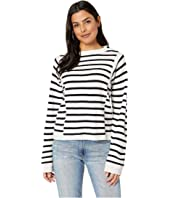 Vince - Mixed Stripe Pullover Sweater
