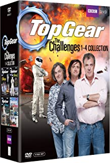 Top Gear - the Challenges 1