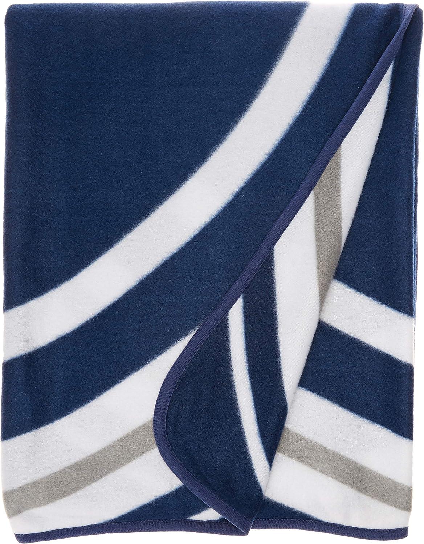 Official SPURSFootball Club Fleece Pulse Blanket Bedroom  Throw