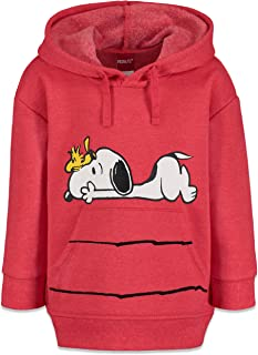 Peanuts Hoodie Snoopy Sweatshirt Superhero Pullover Cartoon Jumper Cute Clothes