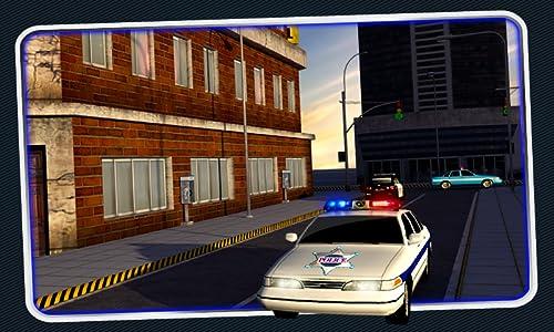 『Police Car Parking 3D』の6枚目の画像
