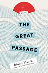 The Great Passage (English Edition) eBook Kindle