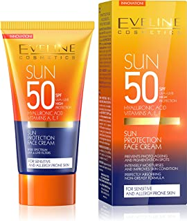 Eveline Sun Protection Face Cream Spf 30-50 Ml