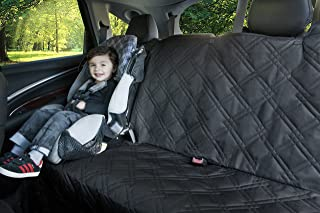 QianBao Car Seat Protector for Baby Waterproof Seat Protector with Thickest Padding for Baby Car Seat Cover Pad Under Baby Carseat